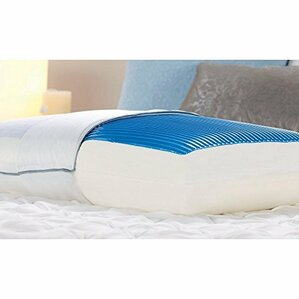 Bed Memory Foam Pillow by Luxury Home