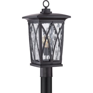 Stoneridge 1-Light Lantern Head by Darby Home Co