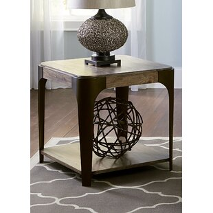 Williston Forge Dupuy Rectangular End Table