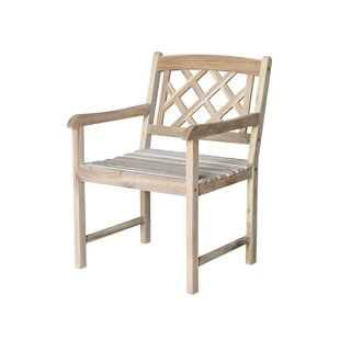 Charlton Home Jeffreys Patio Dining Chair