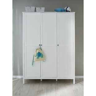 Jalynn 3 Door Wardrobe By Harriet Bee