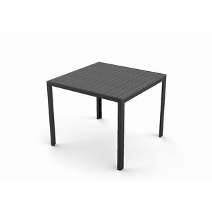 Mcandrews Aluminium Dining Table By Sol 72 Outdoor