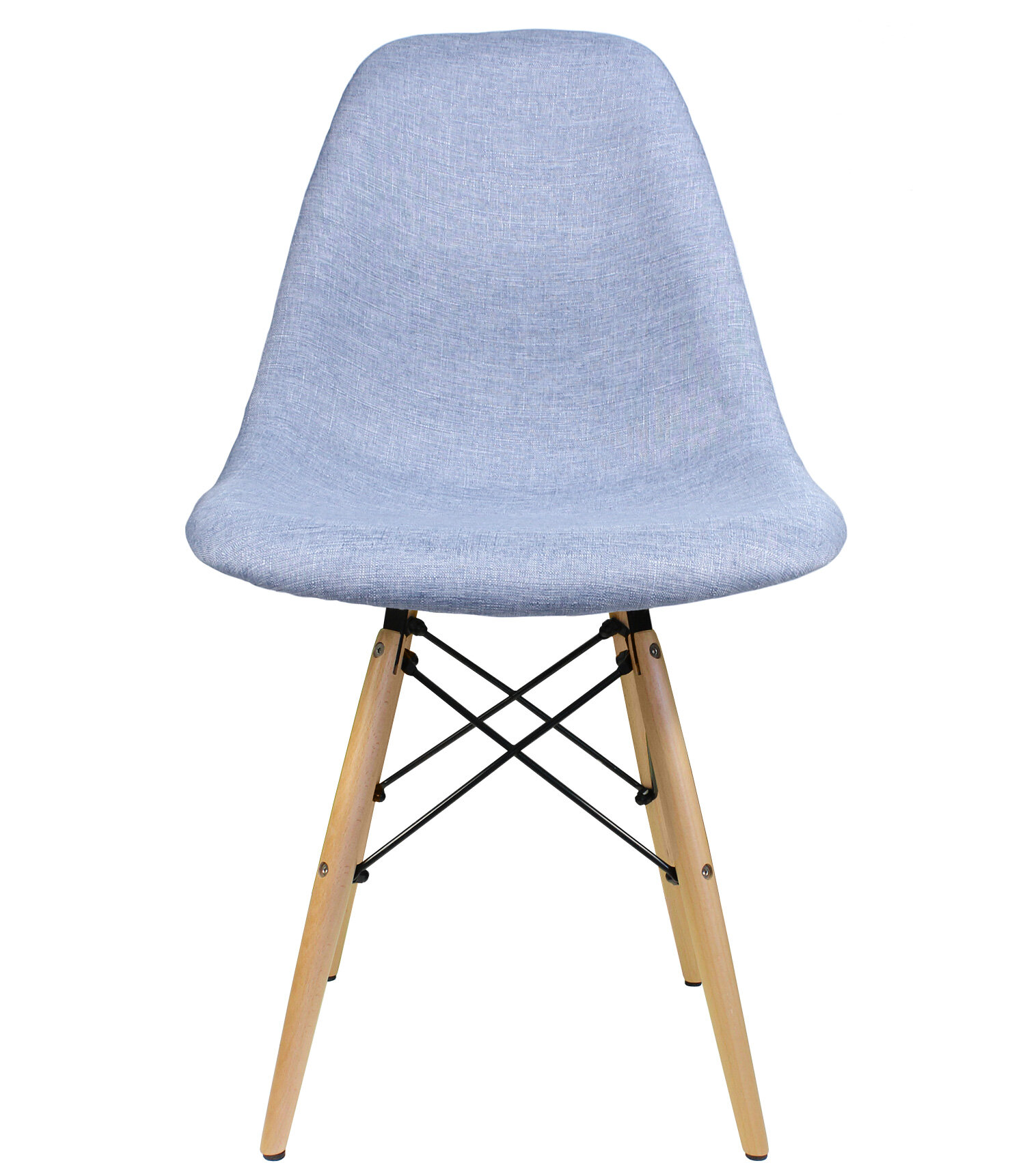 Stupendous Denim Side Chair Cjindustries Chair Design For Home Cjindustriesco