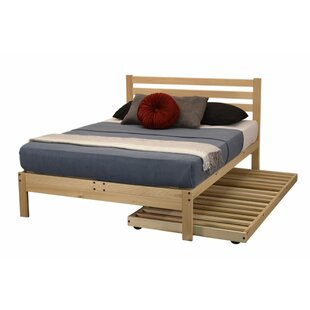 Buy clear Georgia Platform Bed by Millwood Pines Reviews (2019) & Buyer's Guide