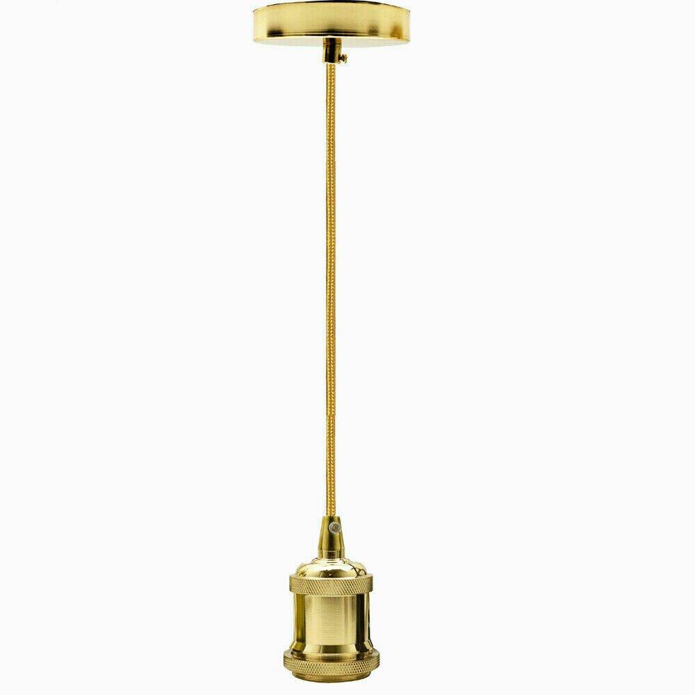 Fabian 1 - Light Bulb Pendant