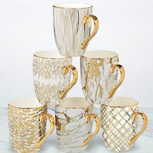 Christmas Mugs Set Wayfair