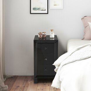 Mcabee 3  Drawer Nightstand