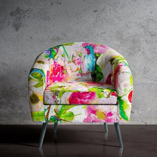 Lysette Tub Chair By Ebern Designs