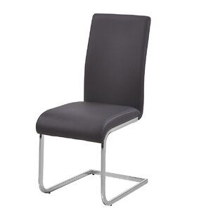 Bayshore Upholstered Dining Chair by Orren Ellis Read Reviews