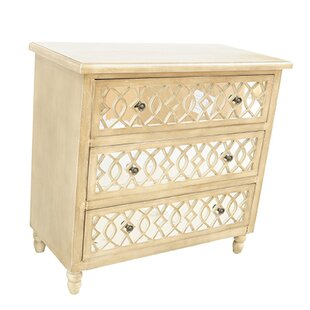 Reviews Di 3 Drawer Mirror Chest By Willa Arlo Interiors