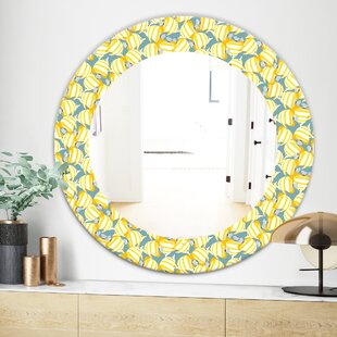 Moods 21 Traditional Wall Mirror by East Urban Home