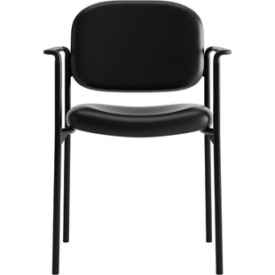 High-Back Stacking Chair by HON