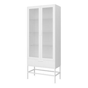 Randa Curio Cabinet By Ebern Designs