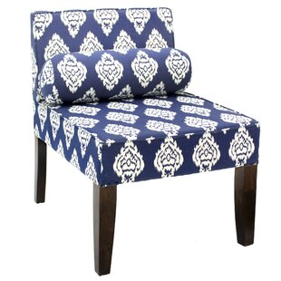 Divine Home Isabelle Slipper Chair