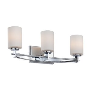 Burchell 3-Light Vanity Light