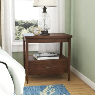 Darby Home Co Honor 2 Drawer Nightstand