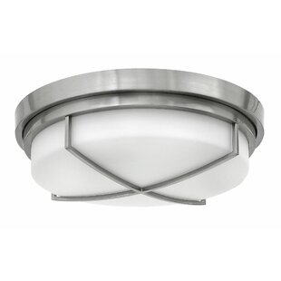 Hinkley Lighting Halsey 3-Light Flush Mount