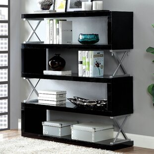 Best Reviews Parson 5 Shelf Standard Bookcase by Brayden Studio