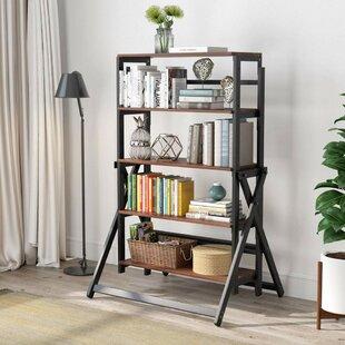 Alyncia Standard Bookcase By Latitude Run