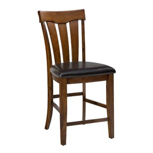 Caitlyn Bar Stool (Set of 2) Alcott Hill
