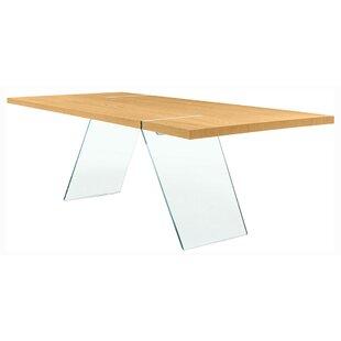 Venezia Dining Table by Modloft Black