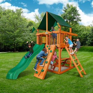 Chateau Tower Playset