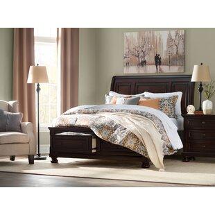 Darby Home Co Barossa Storage Platform Bed