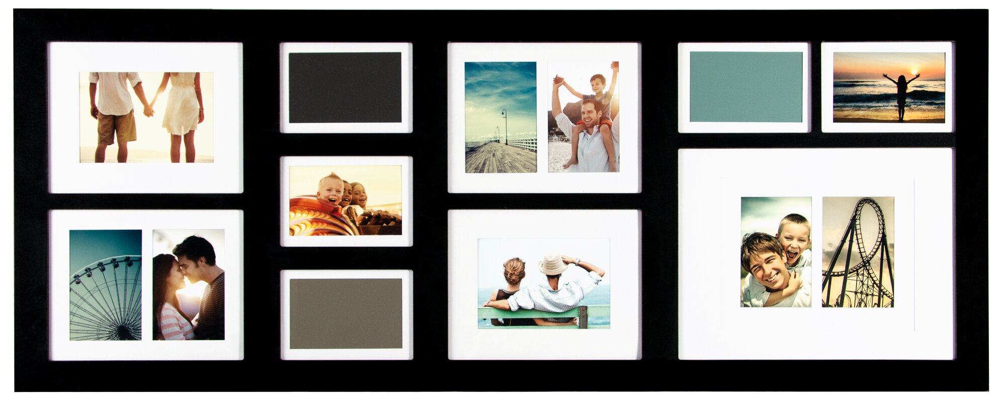 Nielsenbainbridge pinnacle 10 opening collage picture frame pinnacle 10 opening collage picture frame jeuxipadfo Choice Image