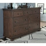 Wendel 7 Drawer Dresser by Greyleigh™
