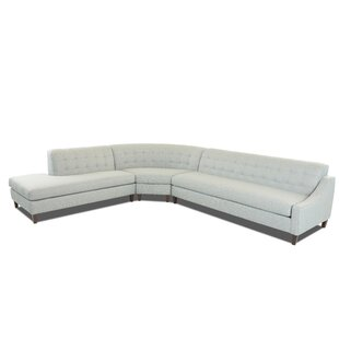 Walden Sectional by Wayfair Custom Upholstery™