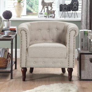 Argenziano Chesterfield Chair by Alcott Hill