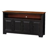 Danita Solid Wood TV Stand for TVs up to 75 by Loon Peak®