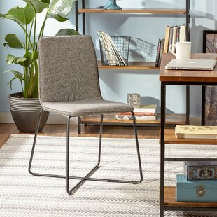Upholstered Dining Chair (Set of 2) ByMercury Row