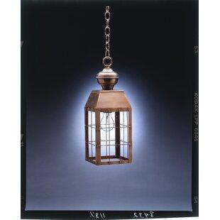 Northeast Lantern Woodcliffe 1-Light Outdoor Hanging Lantern