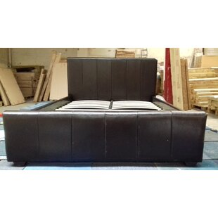 Moir Upholstered Bed Frame By Mercury Row