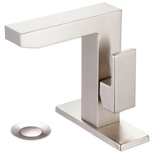 Pioneer Mod Bathroom Faucet with Deck Cover Plate