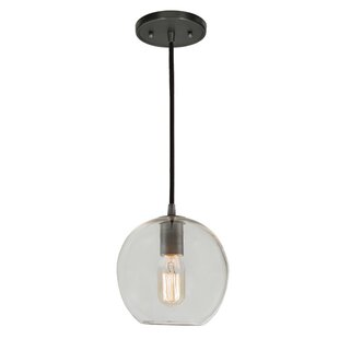 Baptiste 1-Light Mini Pendant by Ebern Designs