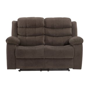 Compare prices Sabio Reclining Loveseat by Red Barrel Studio Reviews (2019) & Buyer's Guide