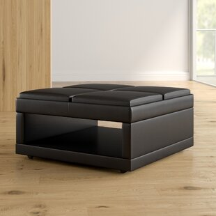 Koch Storage Ottoman by Wade Logan