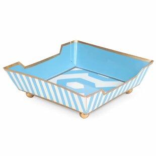 Madison Tail Napkin Tray