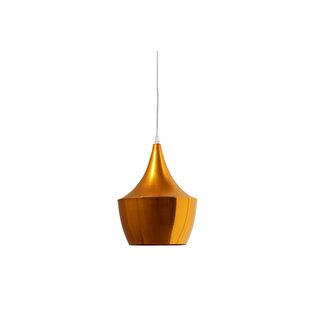 Astra 1-Light Bell Pendant by Ivy Bronx
