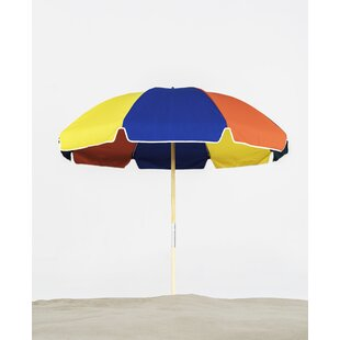 7.5' Beach Umbrella by Frankford Umbrellas
