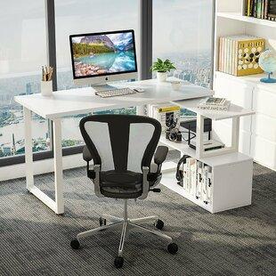 Affordable Carr L-Shaped Desk ByEbern Designs