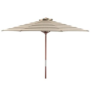 Classic Wood 9' Market Umbrella by Heininger Holdings LLC