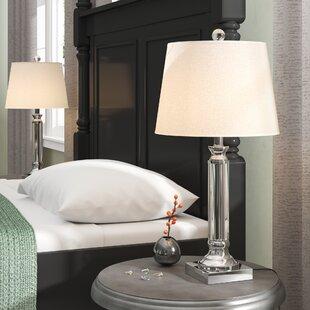 Master Bedroom Lamps Set Of Wayfair - Bedroom nightstand lights
