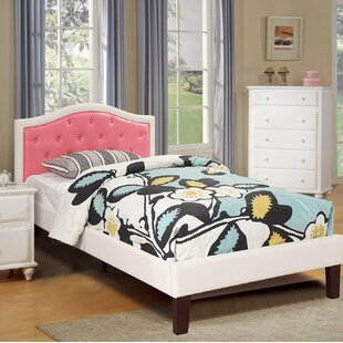 Best Reviews Alldredge Upholstered Platform Bed by Harriet Bee Reviews (2019) & Buyer's Guide