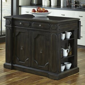 Hacienda Kitchen Island by Home Styles