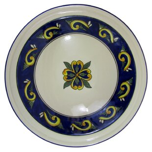 Riya Stoneware Serving Bowl by Le Souk Ceramique