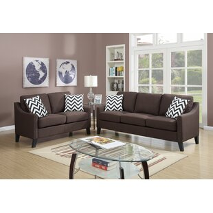 Buy luxury 2 Piece Living Room Set by Infini Furnishings Reviews (2019) & Buyer's Guide