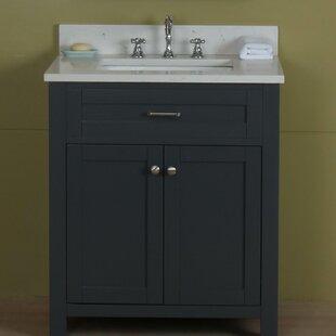 Ryenne 30 Single Bathroom Vanity ByDarby Home Co